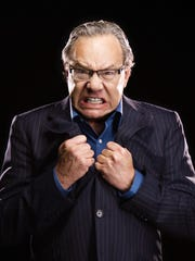 Comedian Lewis Black.