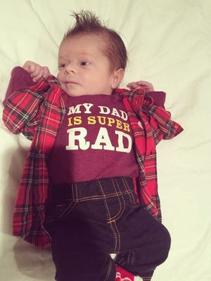 After open-heart surgery, Liam Ray is doing well, according to father Scott Ray.