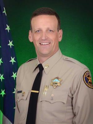 Ventura County Sheriff's Capt. Eric Tennessen