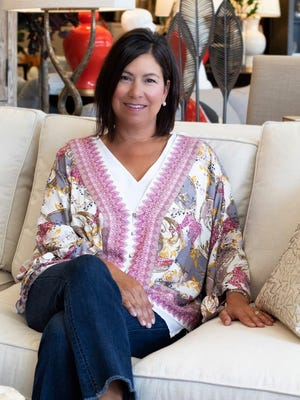 Belmont resident Michelle Coppolo, owner of Darby Road HOME in Waltham, is opening a pop-up shop in Belmont Center, 48 Leaonrd St. on Oct. 31, 2020 through January 2021.