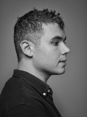 Rostam performs at Turner Hall Ballroom Monday.