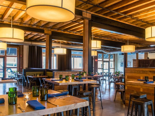 The Millworks, a new restaurant in midtown Harrisburg, is now open for lunch.