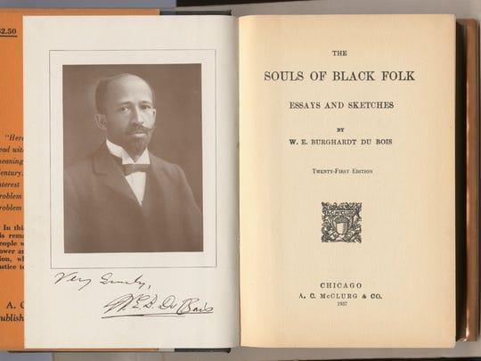 The Soul of Black Folk by W. E. B. DuBois