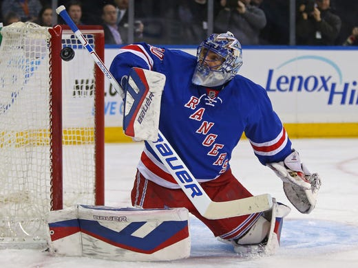 96f10c88ac7 NHL  New York Islanders at New York Rangers