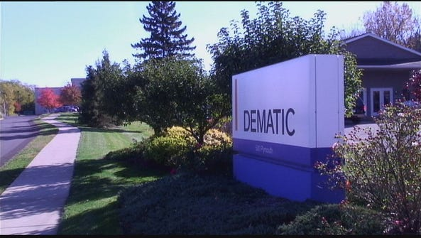 Dematic is considering moving its Grand Rapids operations