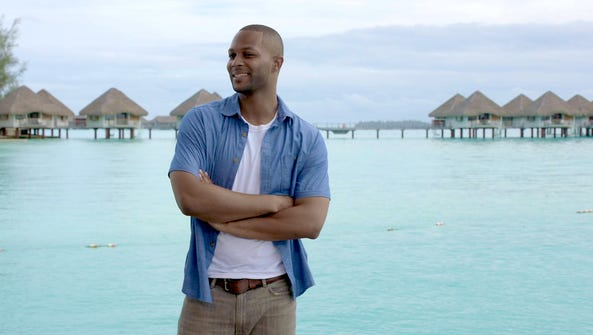 David, a contestant on the new season of VH1's 'Dating