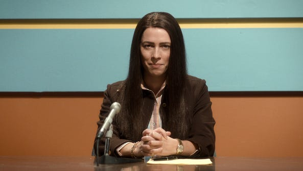 In 'Christine,' Rebecca Hall plays the real-life Christine