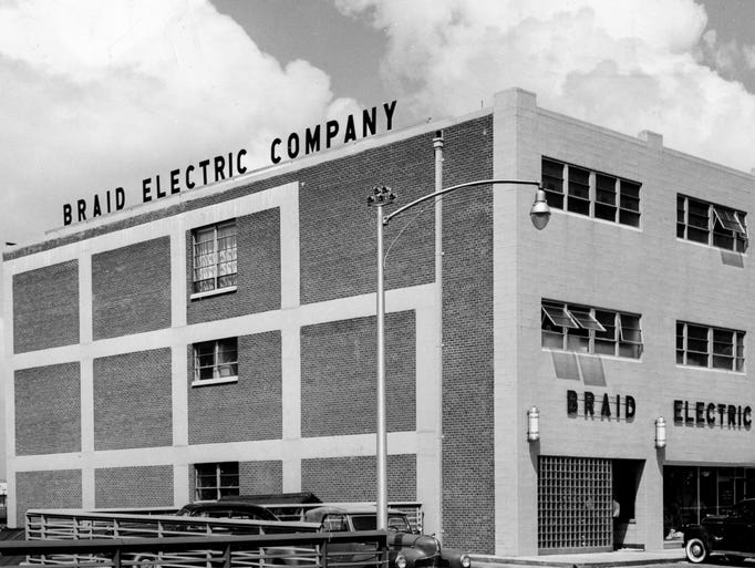 In its 75-year history, Braid Electric company has