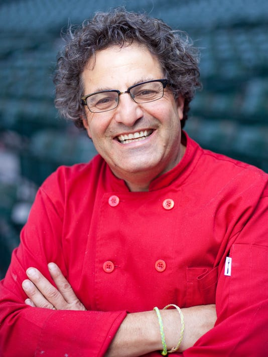 Chef Eddie Matney