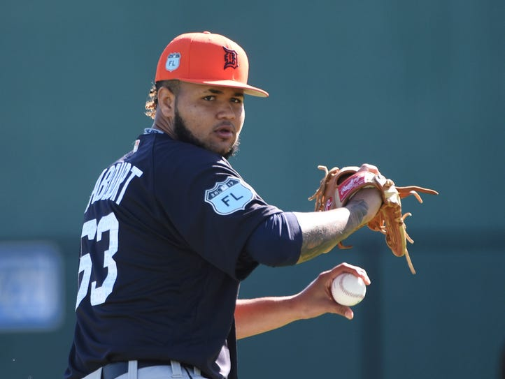 Pitcher Jairo Labourt flourished at Double A Erie but