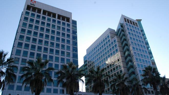 Adobe's Silicon Valley headquarters