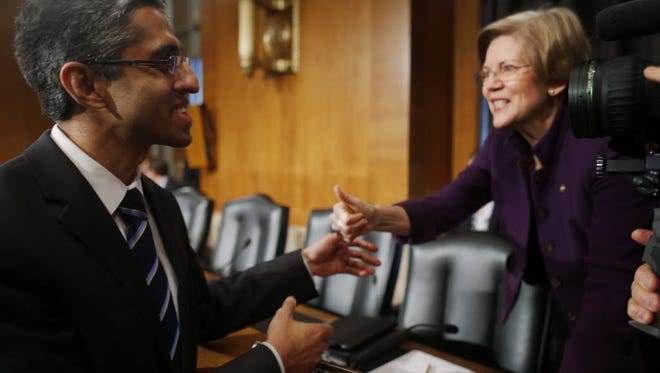 Vivek Murhty is President Obama's pick for new Surgeon General.