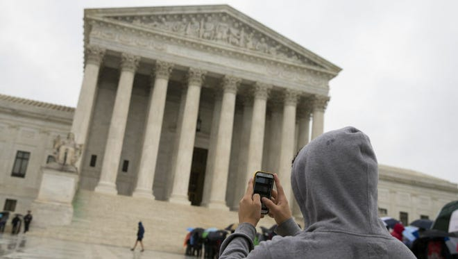 Supreme Court ruling in 'Riley v. California' was unanimous.