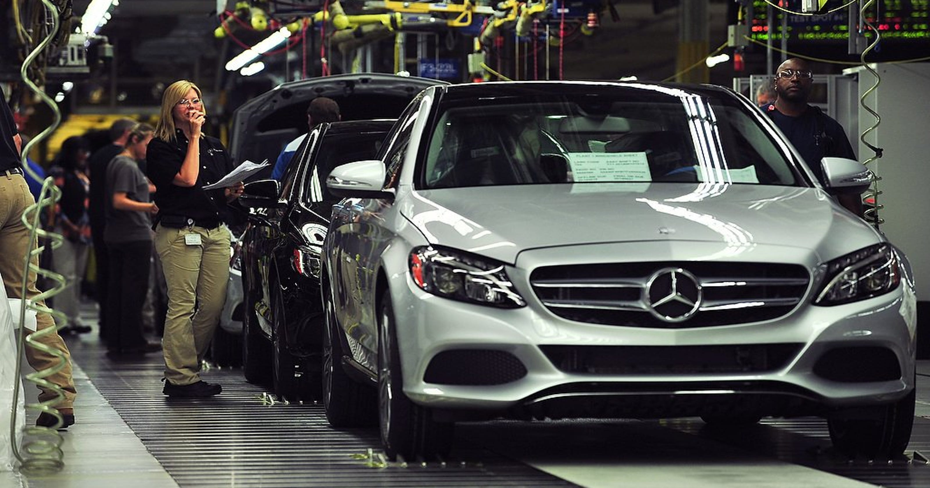 mercedes-benz to build new suv at expanded ala. plant