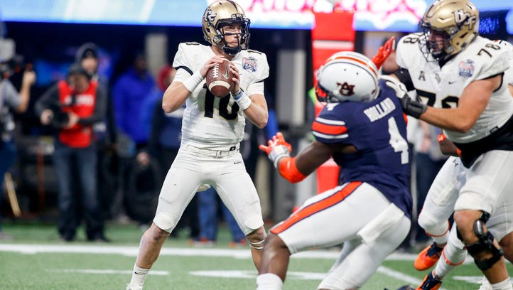 The 10 best college football quarterbacks in Group of Five conferences
