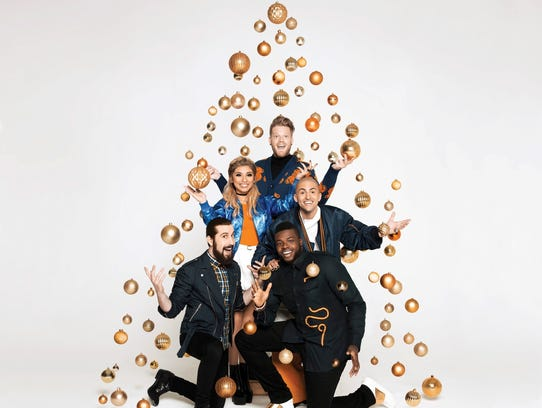 Holidays with Pentatonix