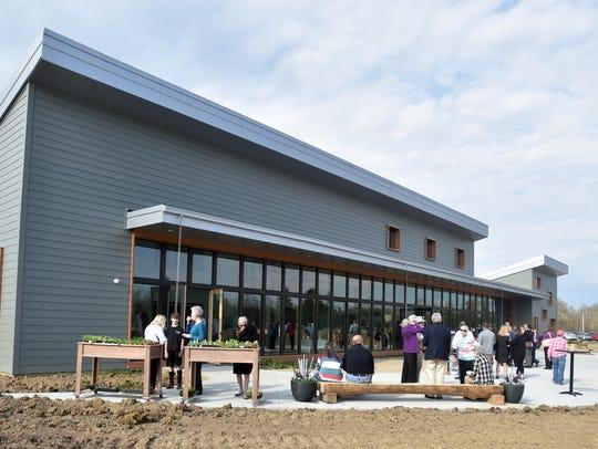 Cope Environmental Center hosts an open house Thursday,