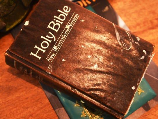 Jacob McSharma's Holy Bible.