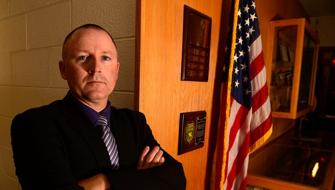 Sgt. Rich LaBard of the Great Falls Police Department has taken a leadership role in the agency to combat post-traumatic stress disorder. LaBard's life was spiraling out of control from PTSD before he sought help.
