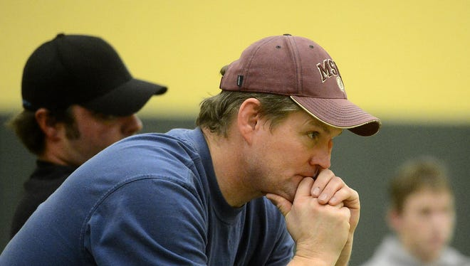 Havre wrestling coach Scott Filius announced Tuesday that he is stepping down after over 20 years with the program.