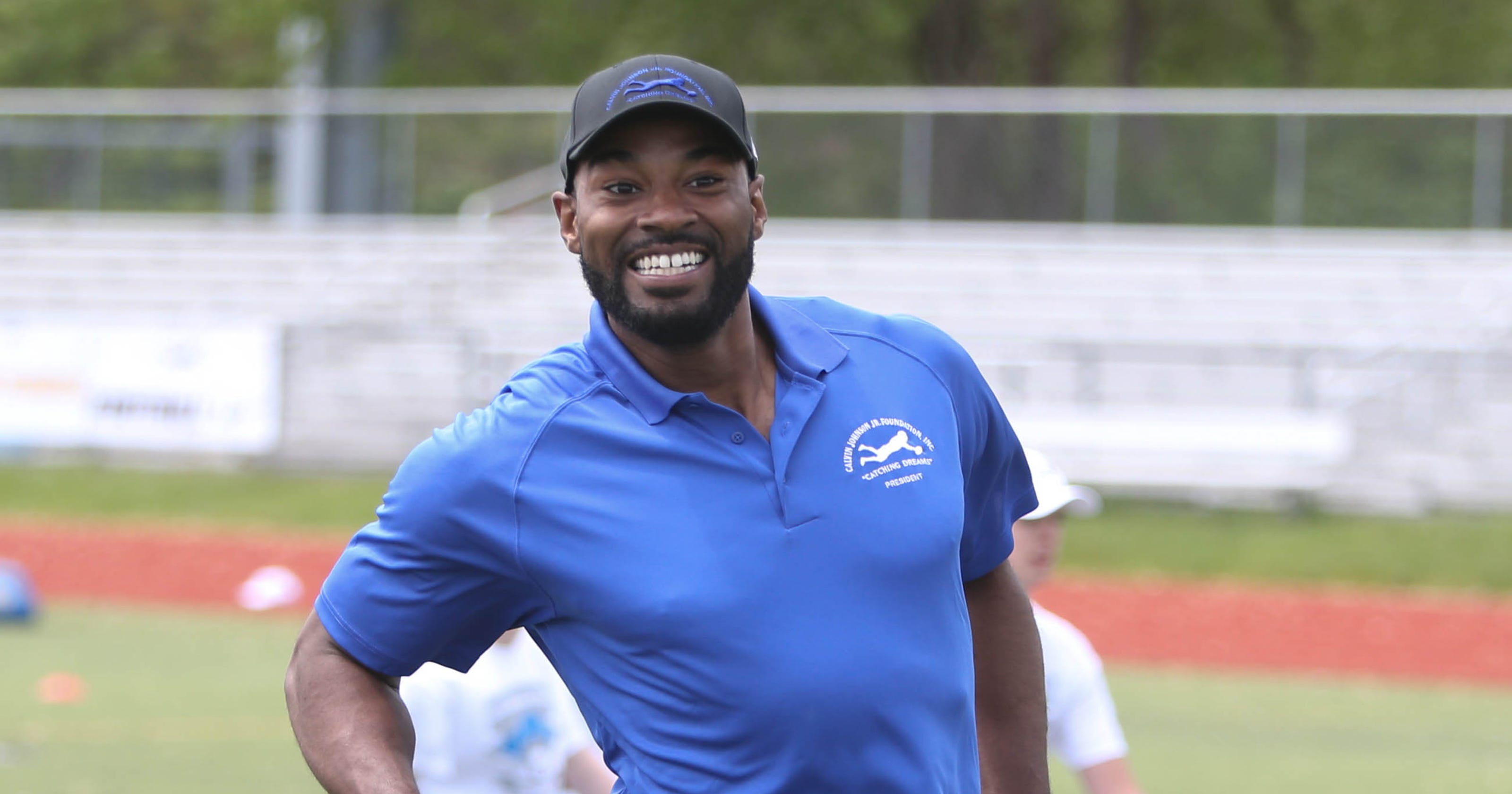 info for 84d7f af512 Calvin Johnson content in retirement, not 'treated the way I ...