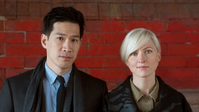 """Knoxville native Sherng-Lee Huang and his wife, Livia Ungur, will present """"Hotel Dallas,"""" a film they made together, at the Knoxville Museum of Art on Nov. 13."""