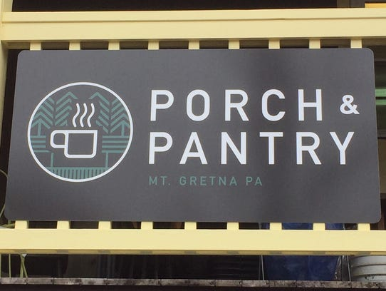 Porch & Pantry will be open for business on Easter