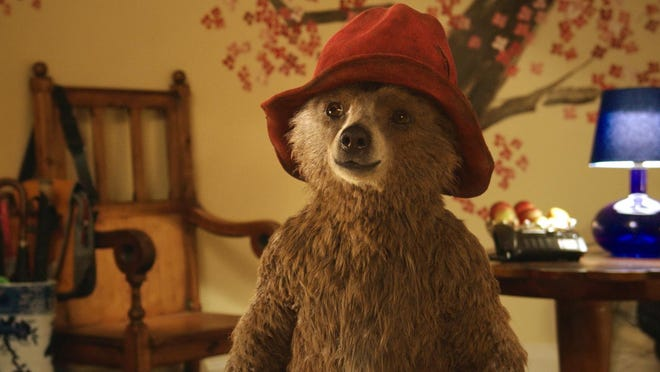 "SunSplash Family Water Park is showing ""Paddington""/"