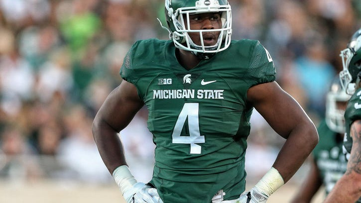 McDowell seeing double teams as Michigan State eyes better pass rush