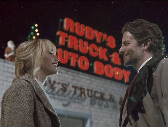 "Jennifer Lawrence and Bradley Cooper in ""Joy."" The"