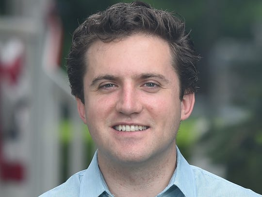 Democratic Assemblyman James Skoufis was elected to the state Senate Tuesday.  He'll take the seat held by Republican William Larkin, who did not seek re-election.