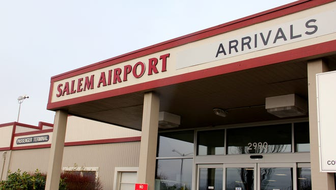 Commercial flights may soon be a reality again at the Salem Municipal Airport.
