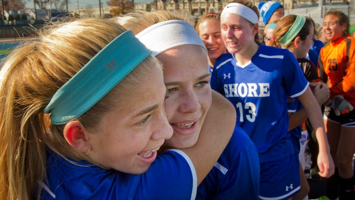 NJ Girls Soccer: For Shore Regional seniors, epic title run comes to a close