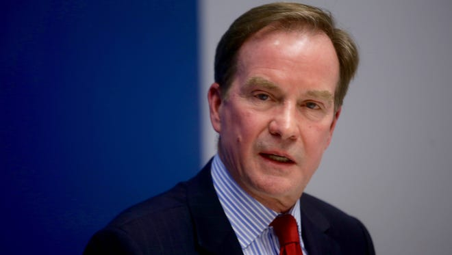 Attorney General Bill Schuette.