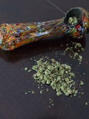 View of medical marijuana.
