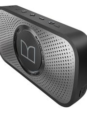 Instead of settling for your phone or tablet's lousy speaker, the Monster Superstar Bluetooth Speaker is a portable, wireless speaker that's surprisingly loud given its relatively small footprint.