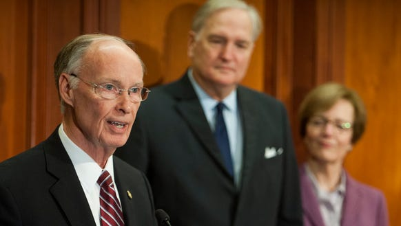 Alabama Governor Robert Bentley appoints Attorney General
