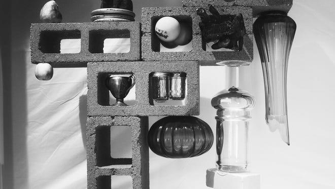 """""""Five Cement Blocks"""" by Alejandro Almanza Pereda"""