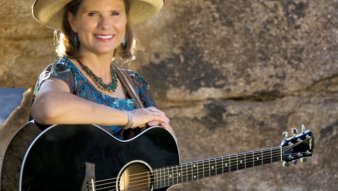 Carol Markstrom brings her soft brand of western songs to the Luna Rossa Winery for a 6 p.m. Thursday free concert.