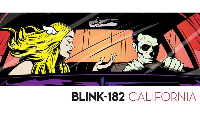 """""""California,"""" by Blink-182"""