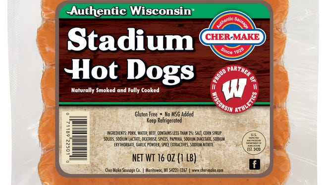 Cher-Make Sausage has announced that it's partnered with the University of Wisconsin Athletics department to begin selling its products at the university's sports venues, including Camp Randal Stadium and the Kohl Center.