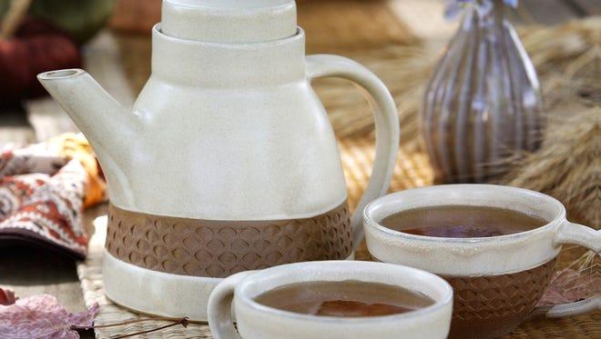 Tea can help!