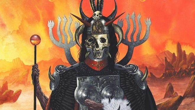 Emperor of Sand, Mastodon