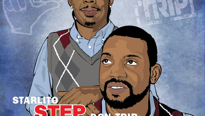"Tennessee rappers Don Trip and Starlito serve up another winner with ""Step Brothers Three."""