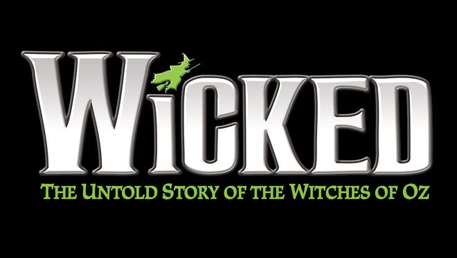 Wicked the untold story of the witches of Oz
