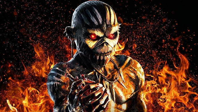 Book of Souls: Live Chapter— Iron Maiden