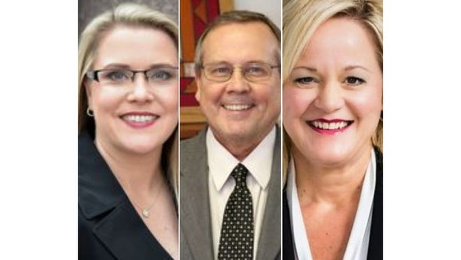 Candidates for Circuit Judge, Leon County.