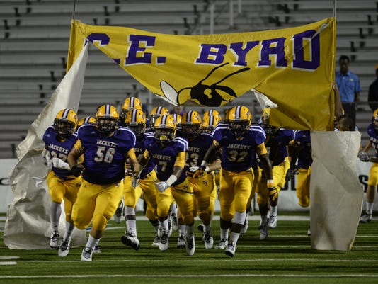 C.E. Byrd vs El Dorado