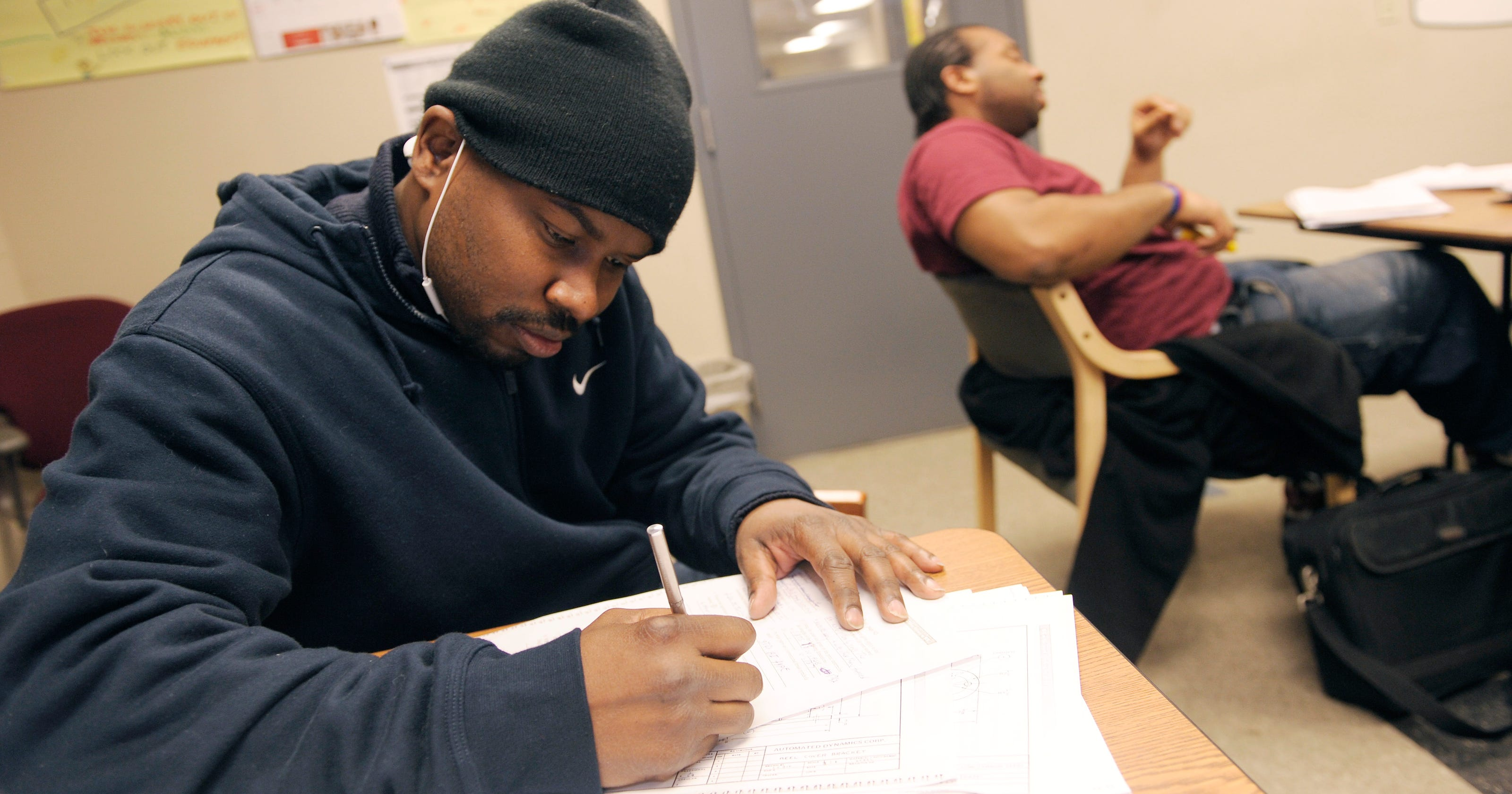 Goodwills Green Works Helps People Find Jobs In Detroit