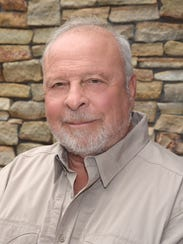 Author Nelson DeMille.